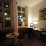 Büro und Bibliothek von Kafarna:um