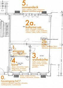 Raum:plan -  Jugendkirche Kafarna:um