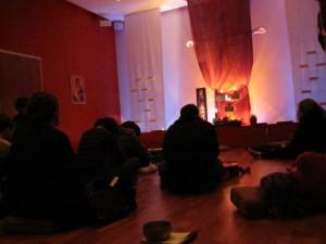 Nacht des Wachens in der Jugendkirche Kafarna:um