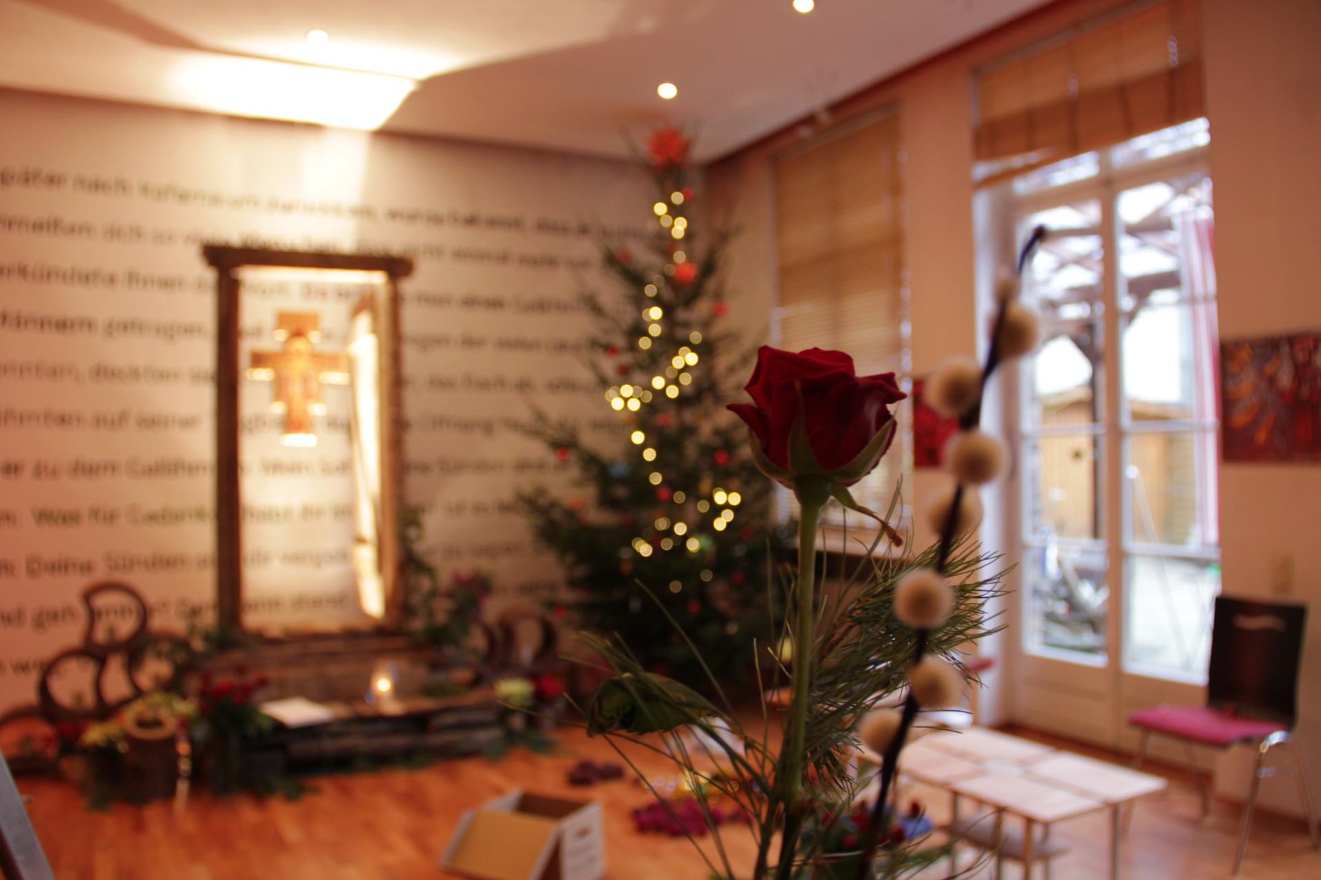 Heiligmorgen und Heiligabend – ziemlich viel los in Kafarna:um