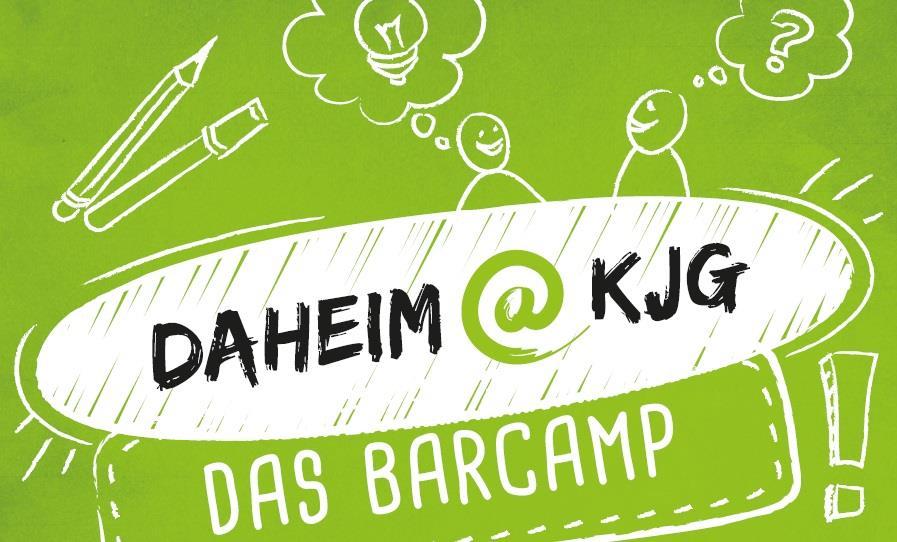 Daheim@KJG – Das Barcamp